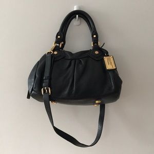 Marc by Marc Jacobs - Black Leather Handbag